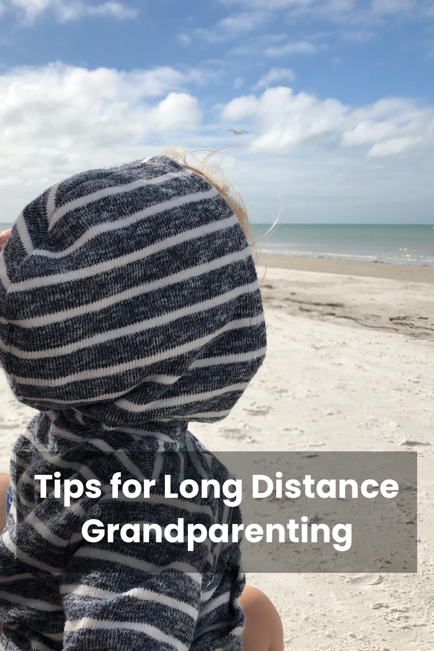 long distance grandparenting tips