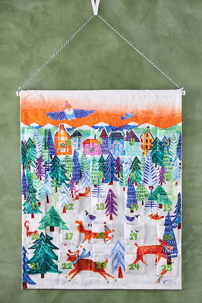 forestland advent calendar