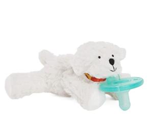 stuffed animal pacifier