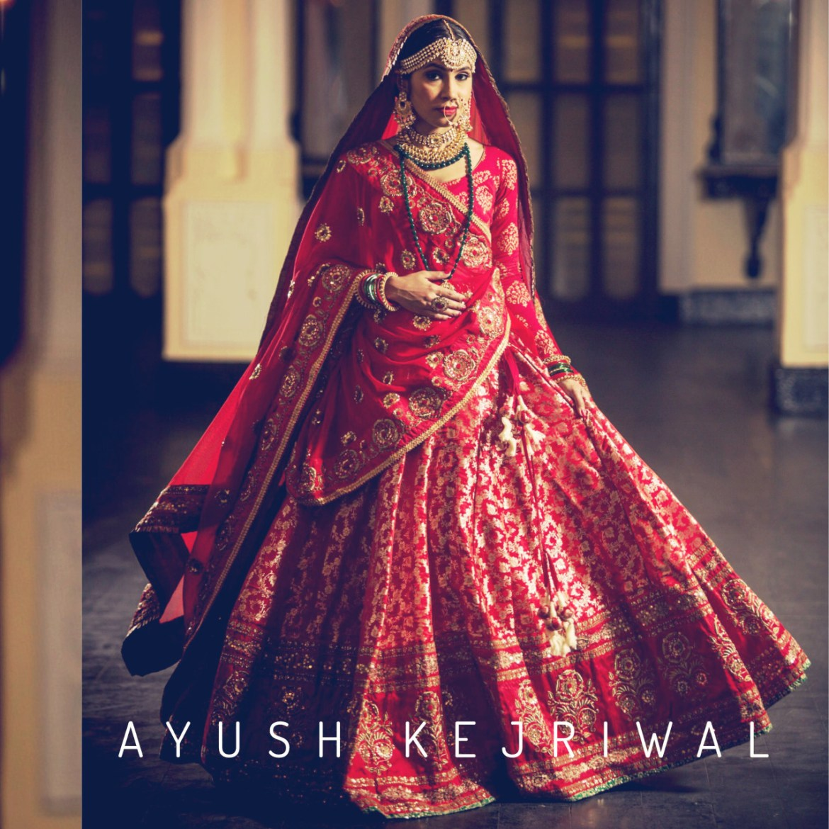 Indian Wedding Gown Designers: Designer Alert: All The Details About Ayush Kejriwal