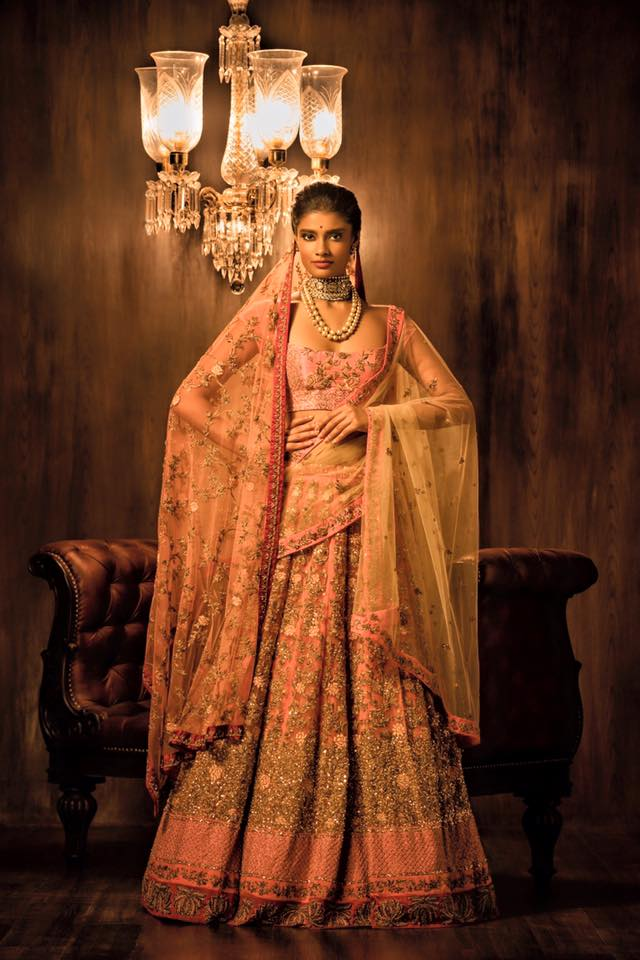 Shyamal & Bhumika Bridal Collection 2017