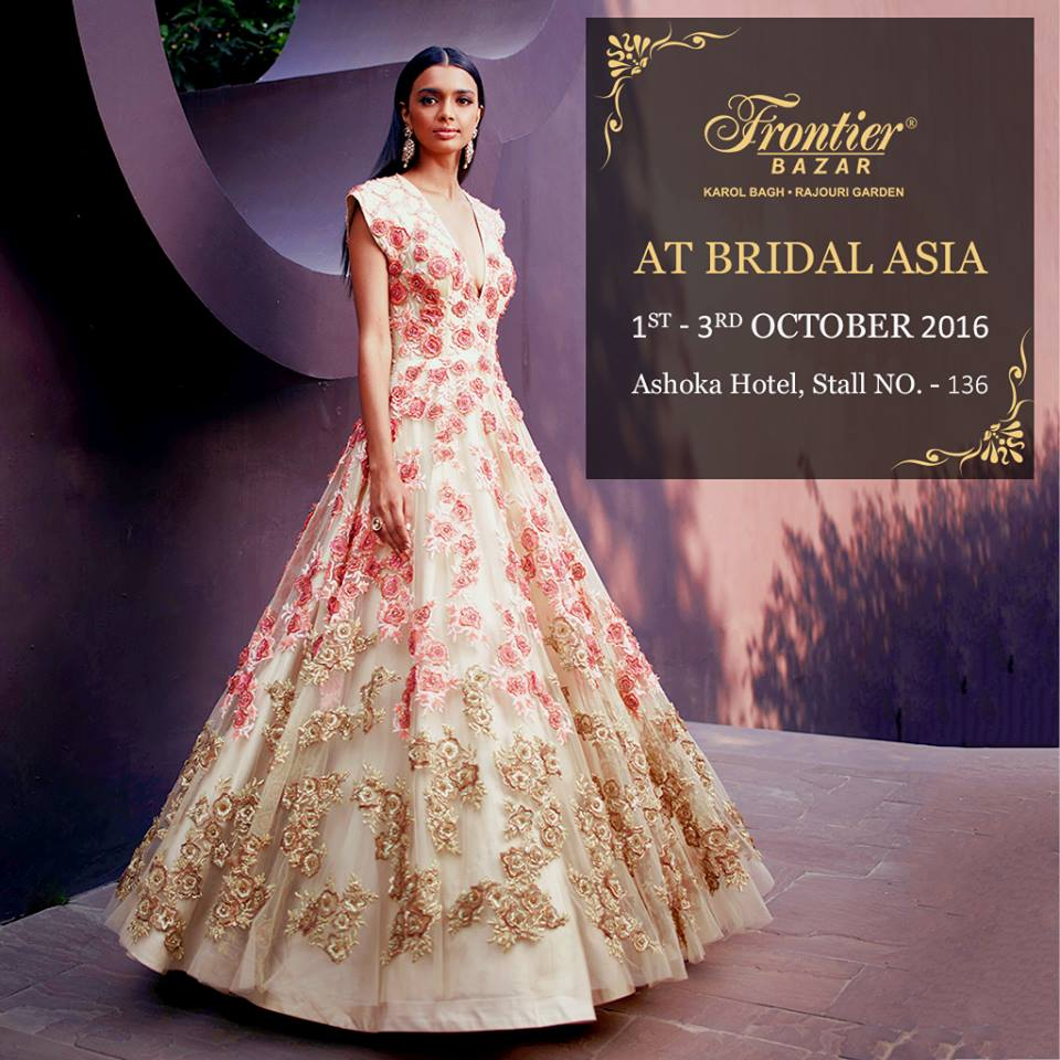 Your Complete Guide On What To Expect At Bridal Asia Delhi