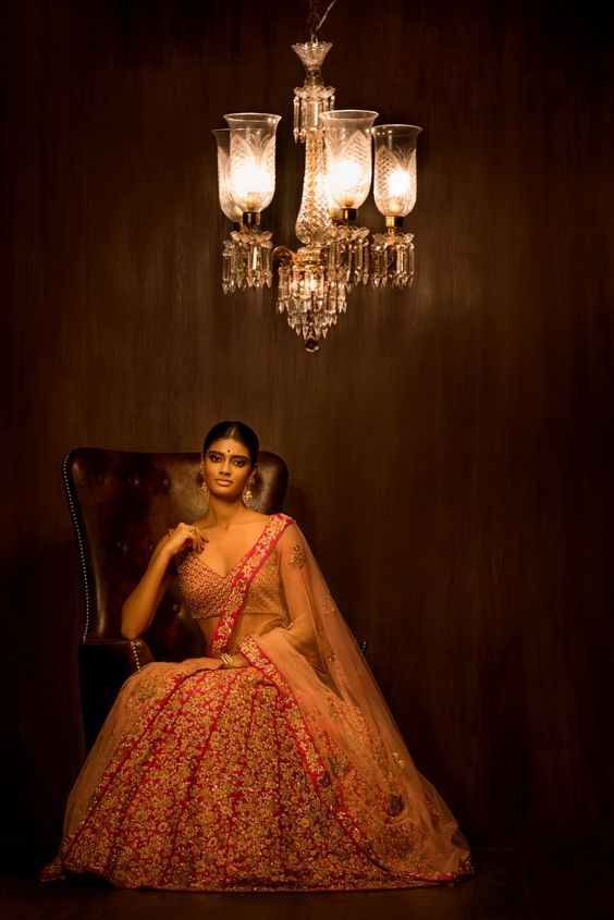 f64d92770 Shyamal & Bhumika's bridal collection 2017 is Oh My Gosh gorgeous ...