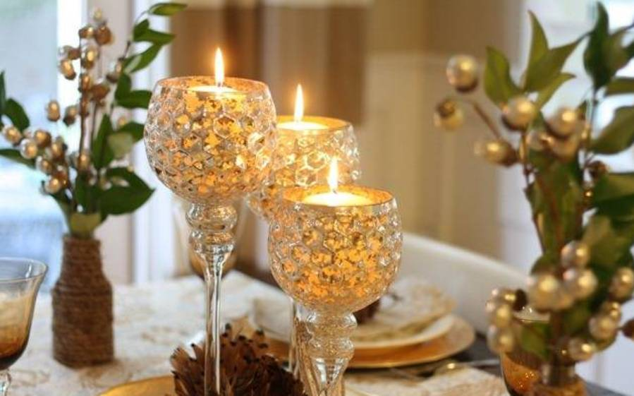 Wedding Centerpiece Decor Ideas