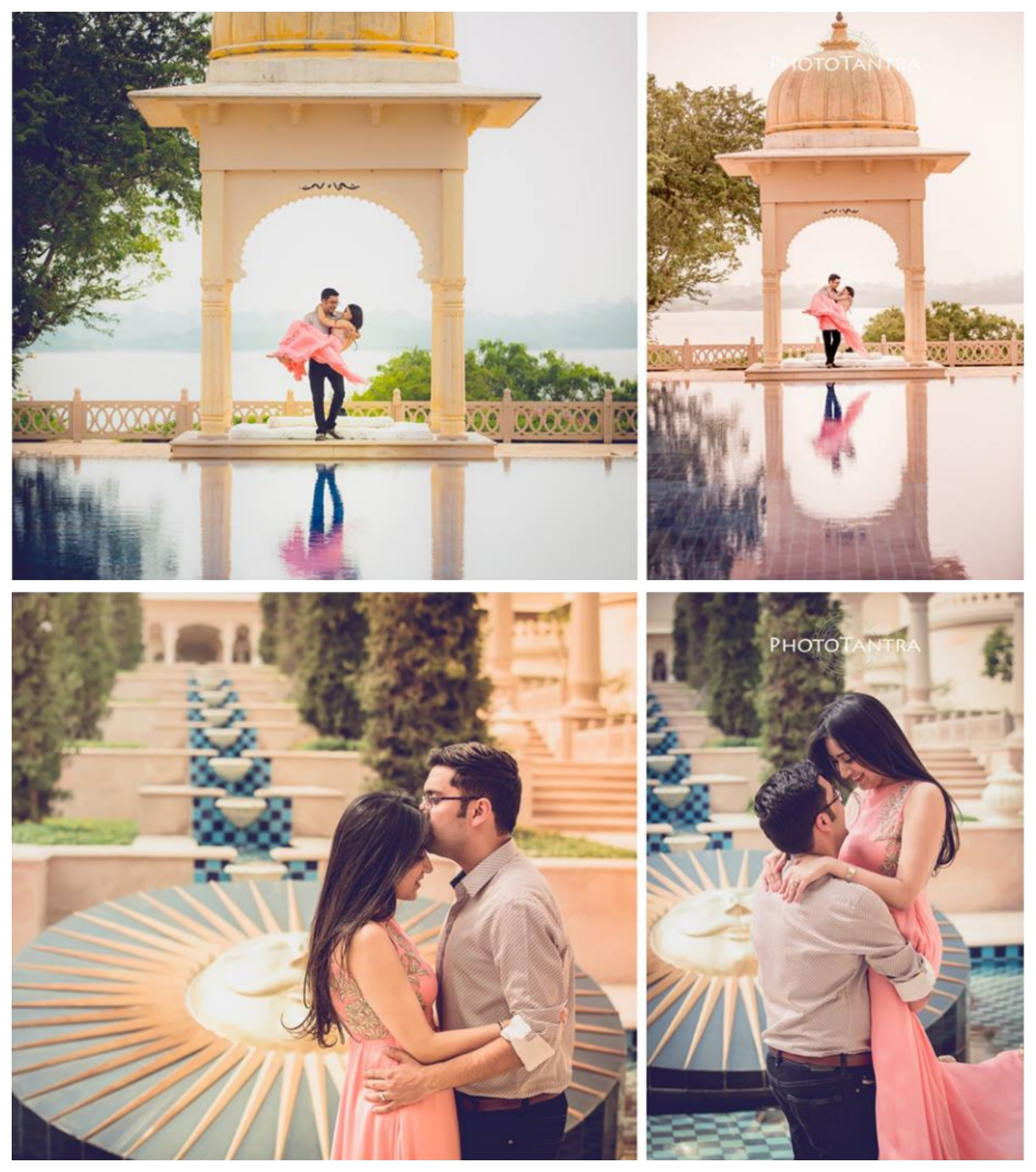 Christmas PreWedding Photoshoot Outfit Ideas