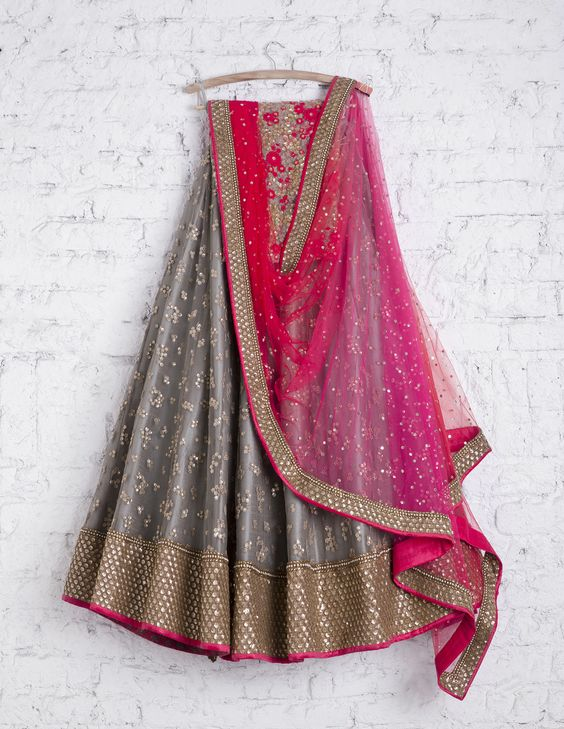 New Lehenga Colours