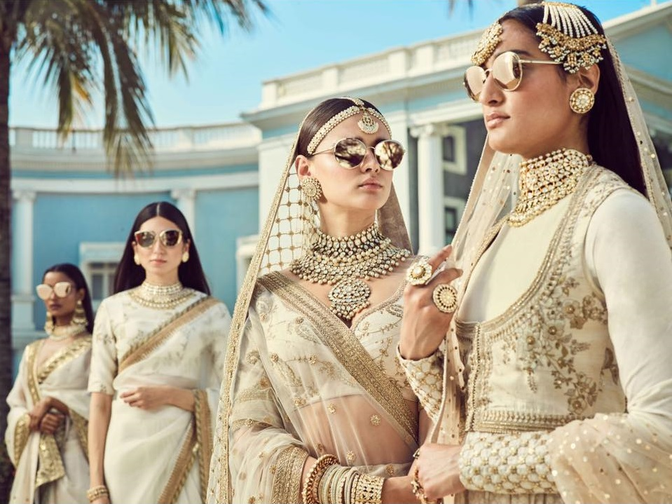 ef0ae631ad Sabyasachi's Latest Collection Is All Vibrant And Spring - Frugal2Fab
