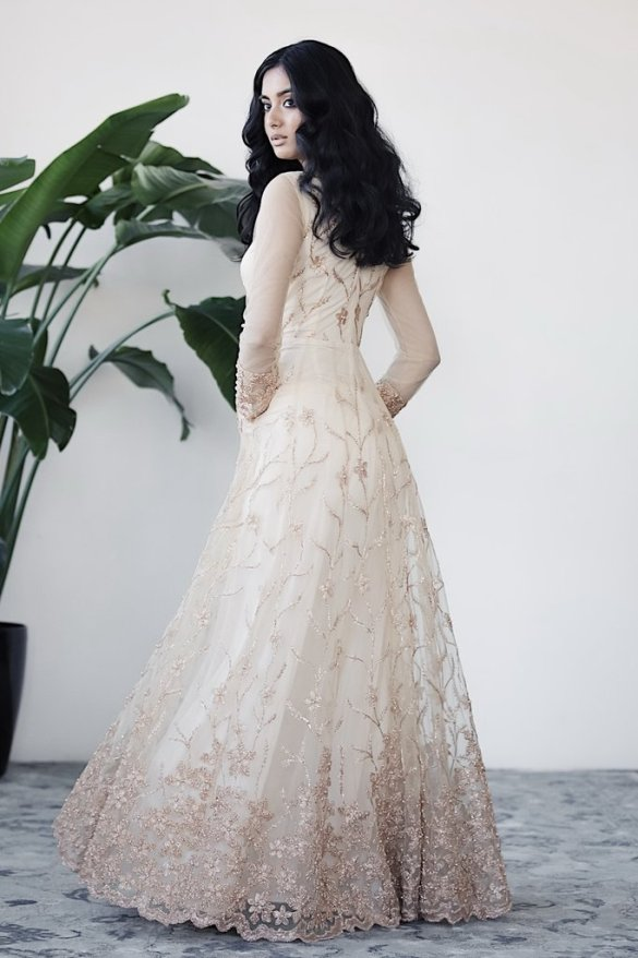 Valeria Gown Poppy Lane