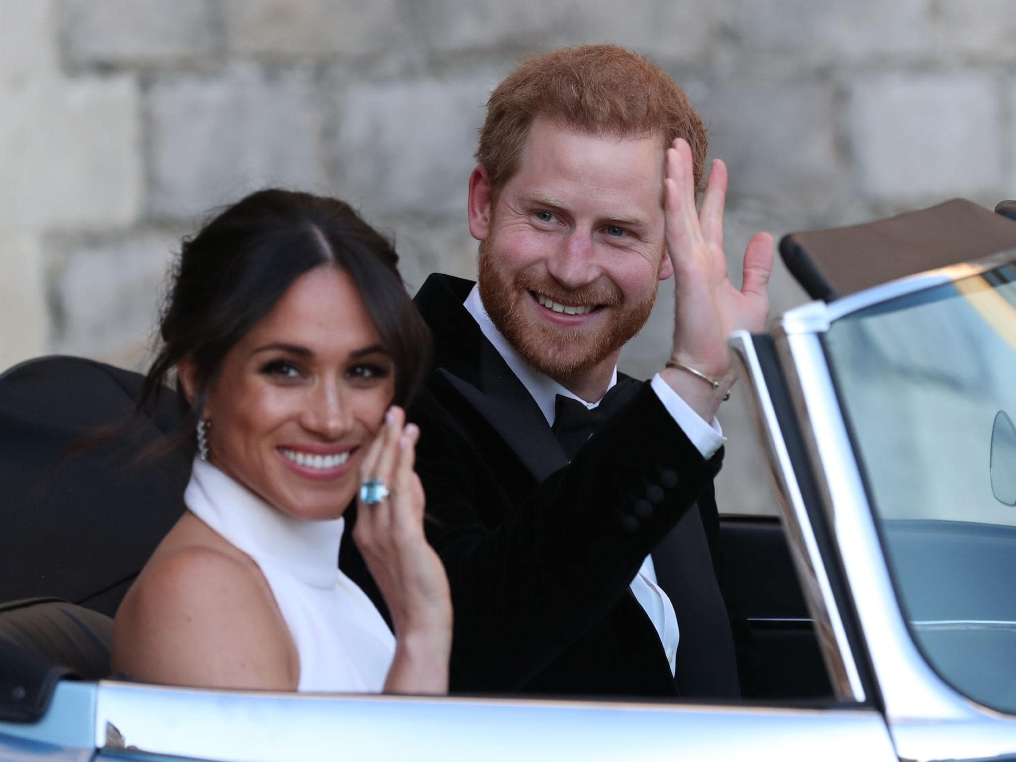 Harry Meghan royal wedding