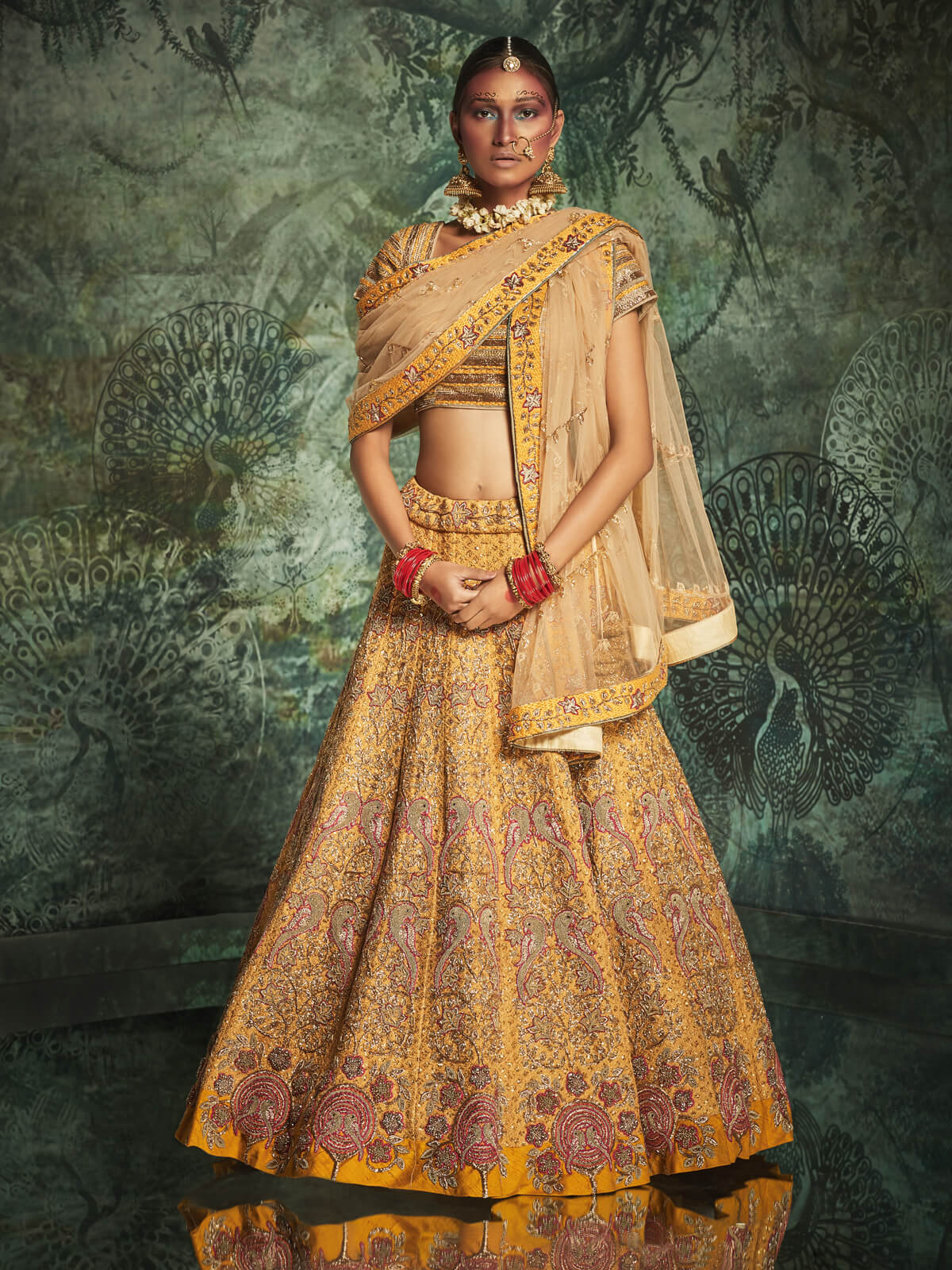 Mumbai Lehenga Shopping Guide