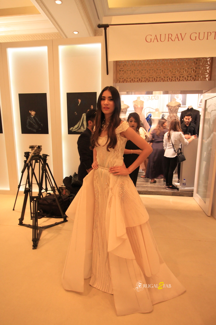 Vogue Wedding Show 2018