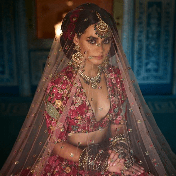 Latest Sabyasachi 2018 Bridal Lehengas