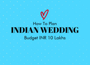 Budget Indian Wedding