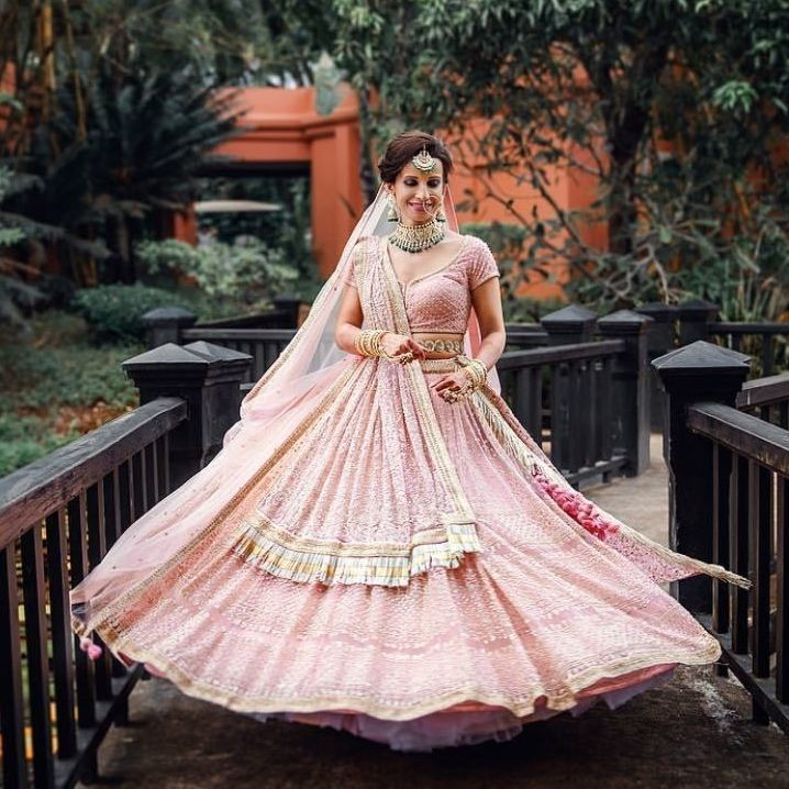 Favourite 2018 Bridal Lehengas