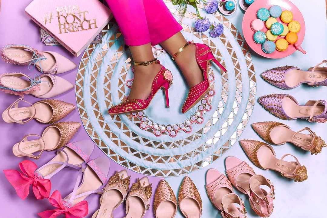 Where To Shop Wedding Shoes In India Frugal2fab