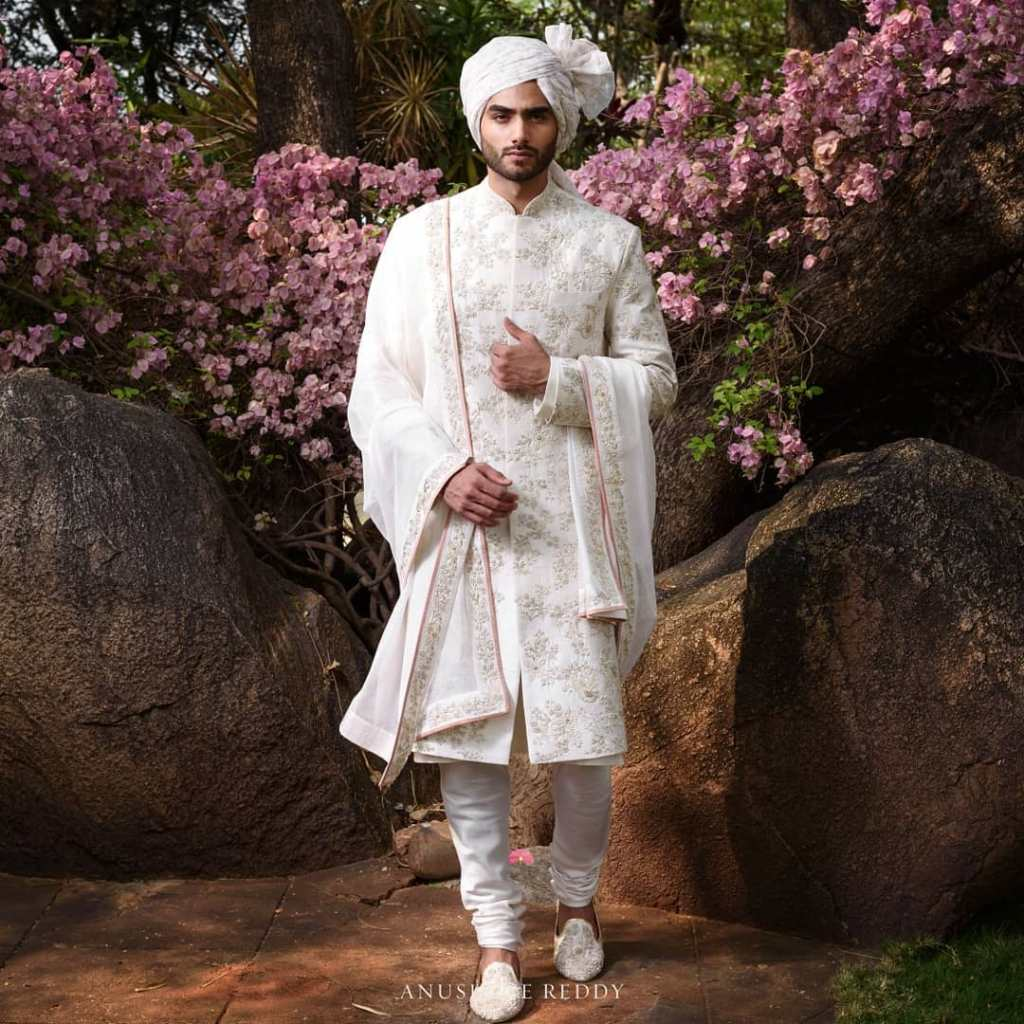 Anushree Reddy Mens Wear Sherwani
