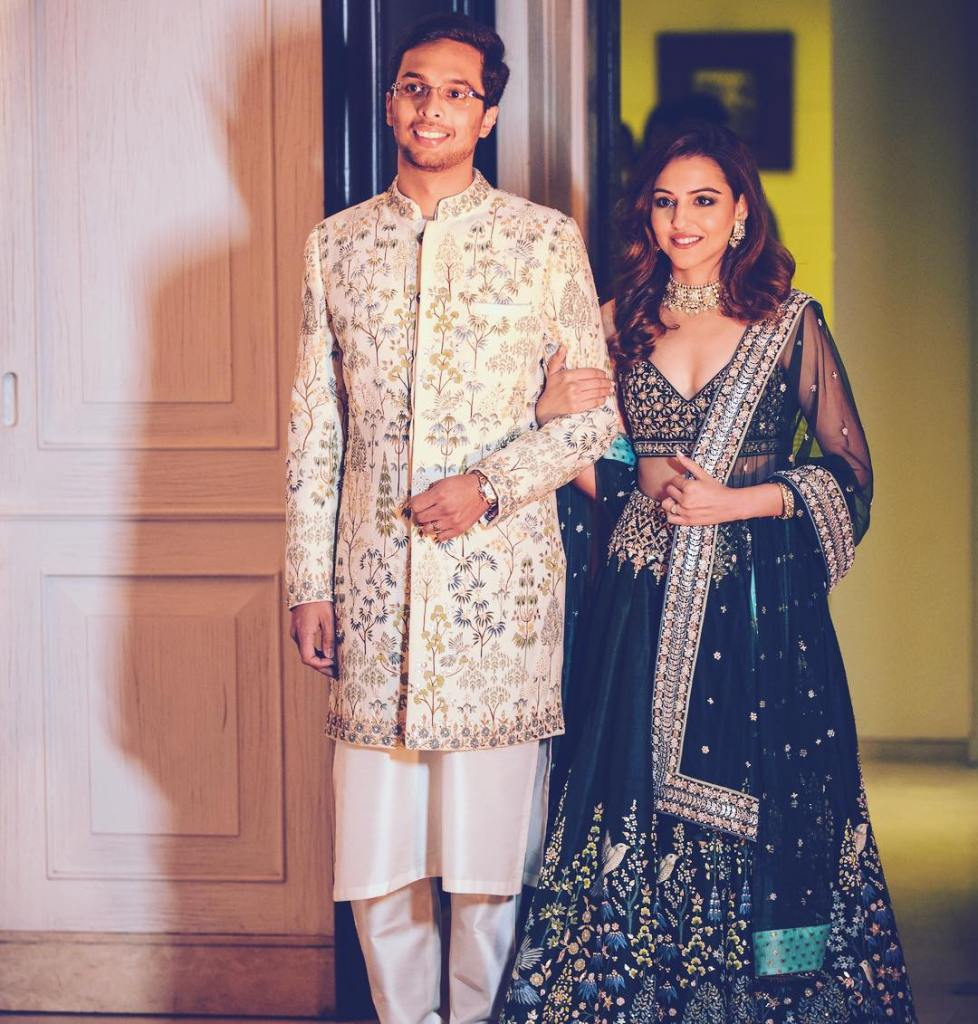 Anita Dongre's Son Just Got Married And The Pictures Are Spectacular