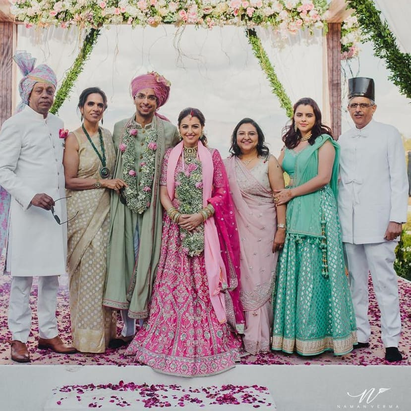Anita Dongre's Son Wedding Pictures
