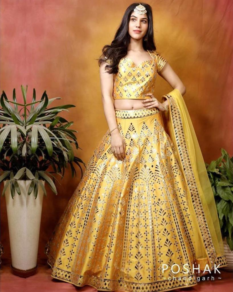 Chandigarh Lehenga Shopping