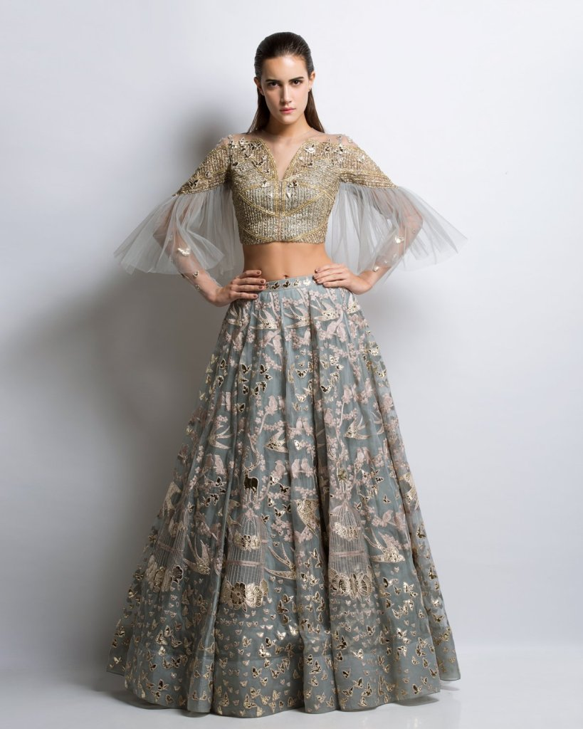 Reception Lehengas
