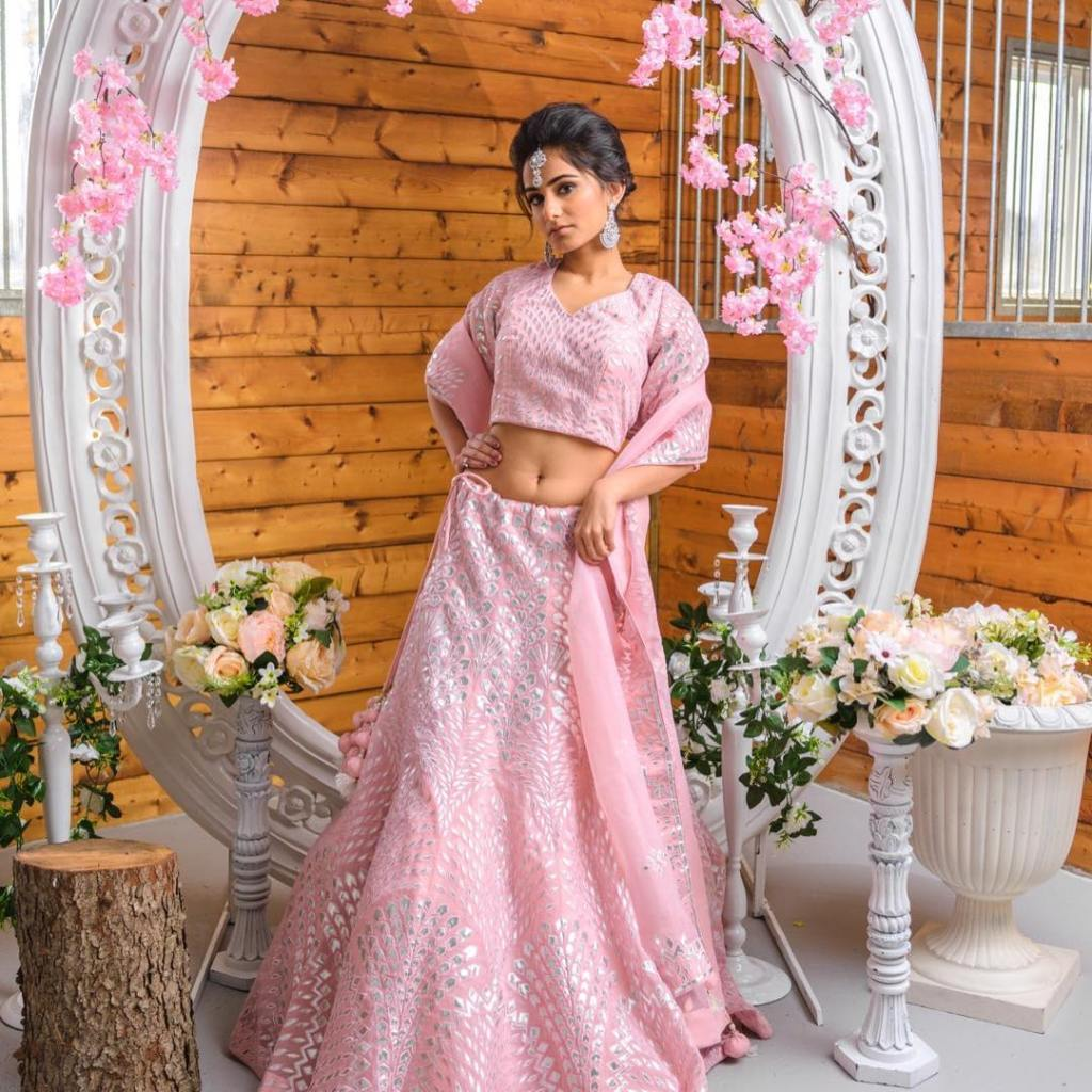 Chandan Fashion Toronto Lehenga Shopping