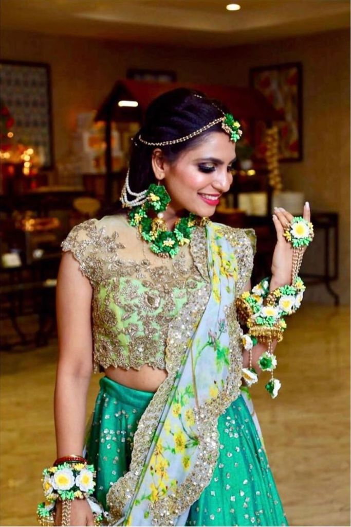 Mystiques by Puja Floral Jewellery