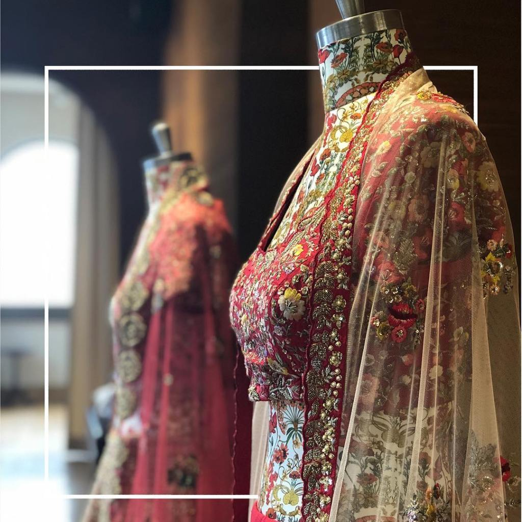 Varun Bahl Couture on sale