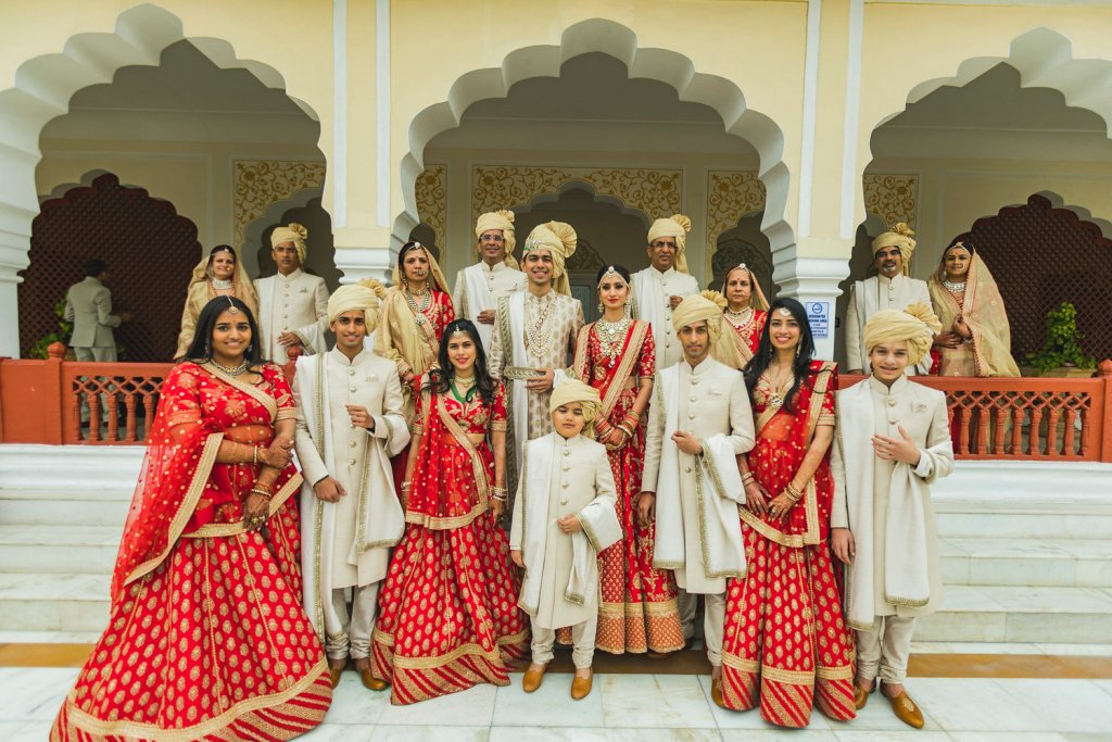 Indian Palace Wedding