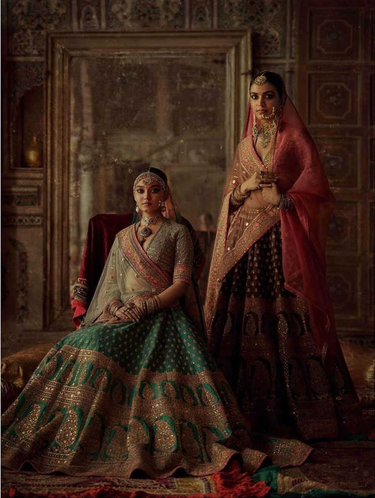 Indian Wedding Designer Outfit