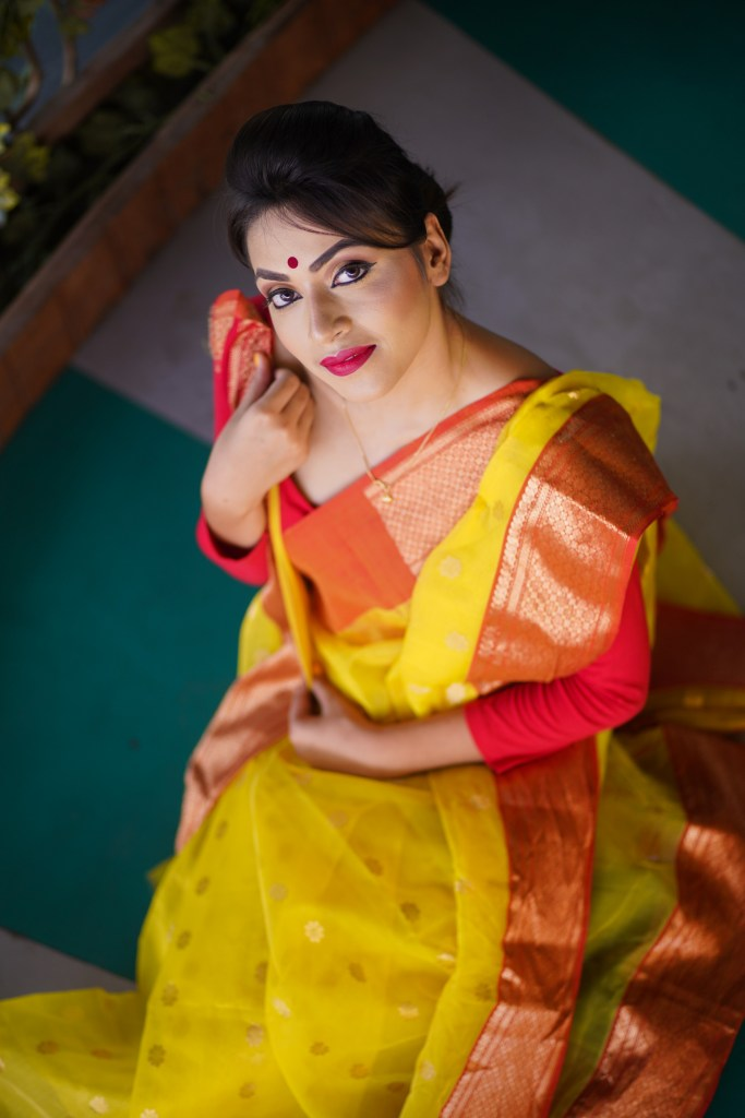 Aditri Saree Shopping