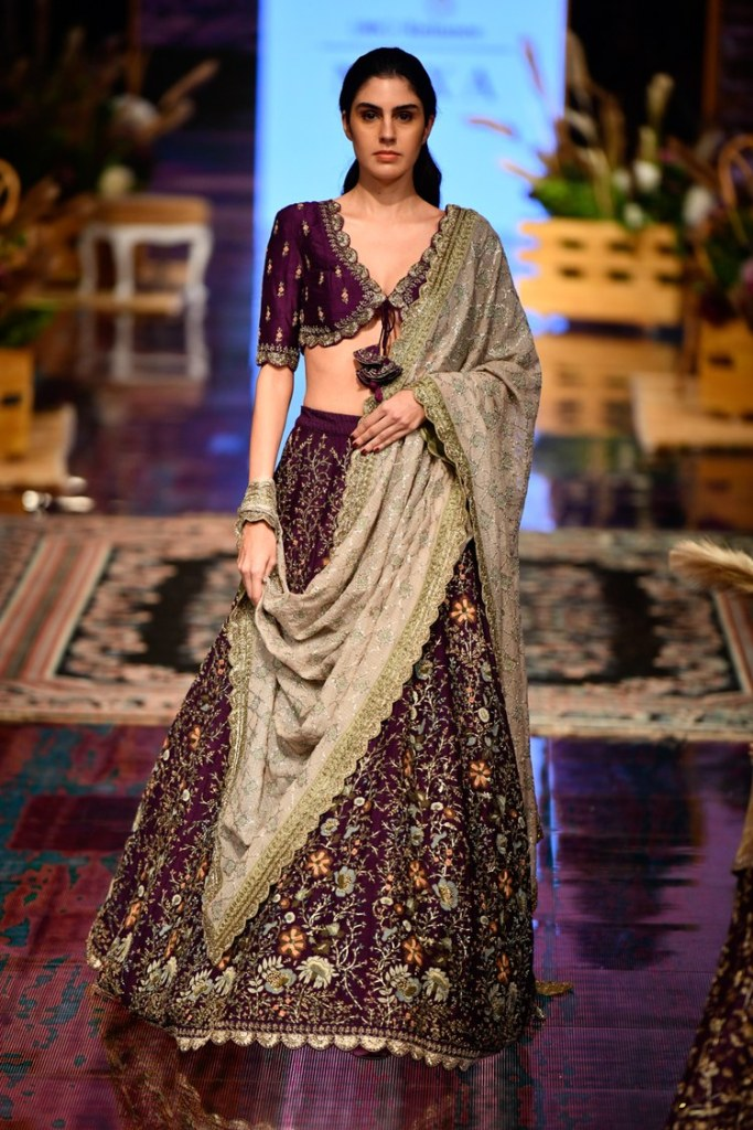 Ethnic Wear Lakme Fashion Week