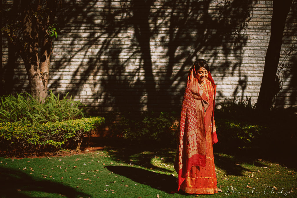 Banarasi Wedding Saree