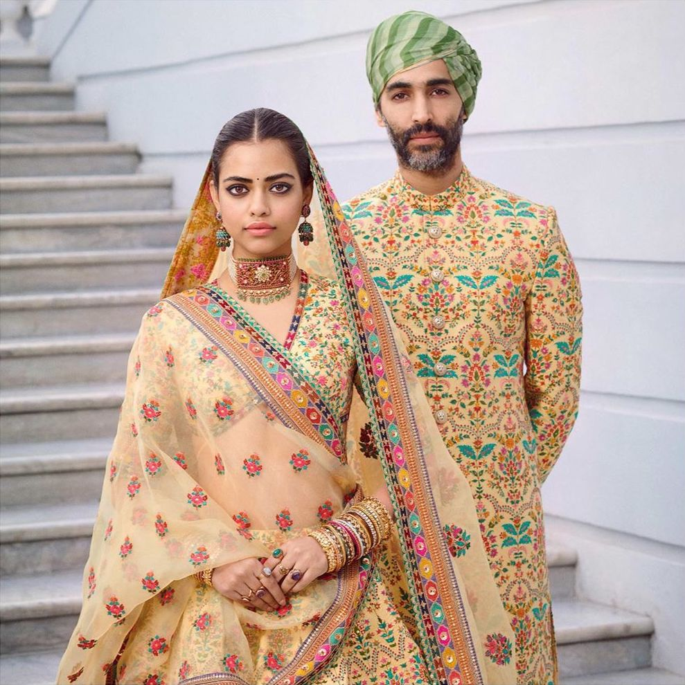 Sabyasachi Sultana Colourful 2020 Bridal Lehengas