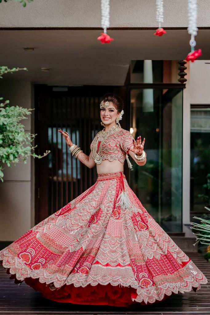 Red Bridal Wear