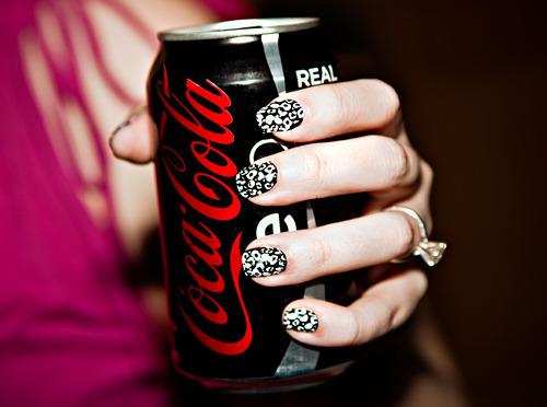 Coca Girl Cola Tumblr Drinking