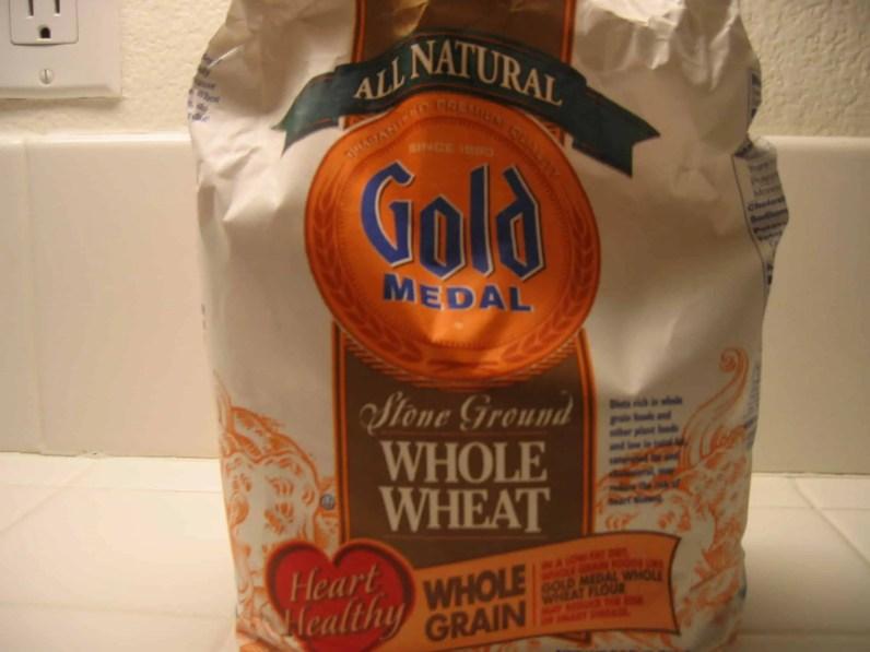 (1) Whole wheat flour