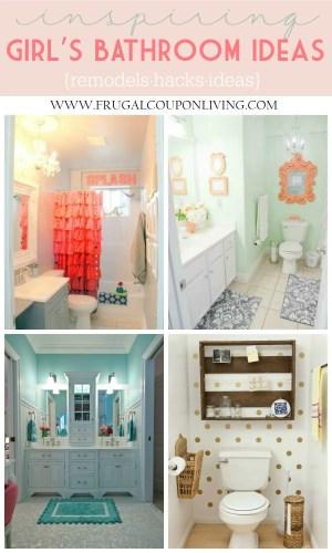 Bathroom Design Ideas For Girls