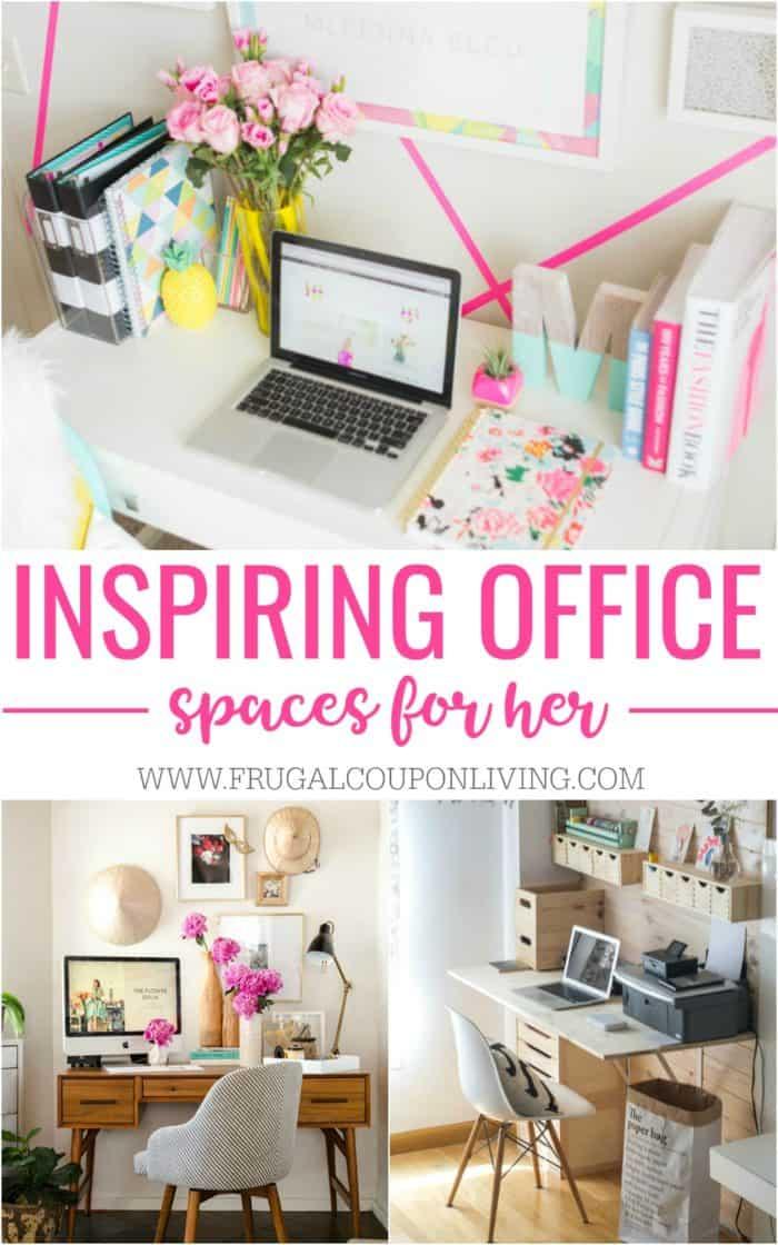 Home Office Decor Ideas For Her Novocom Top