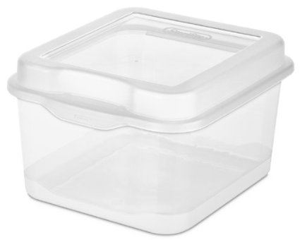 BEST PRICE on 12 Pack Sterilite Tubs for $11.51 and $9.99 label maker!!