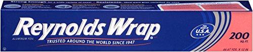 25% coupon off 200 ft. of Reynolds Aluminum Foil!