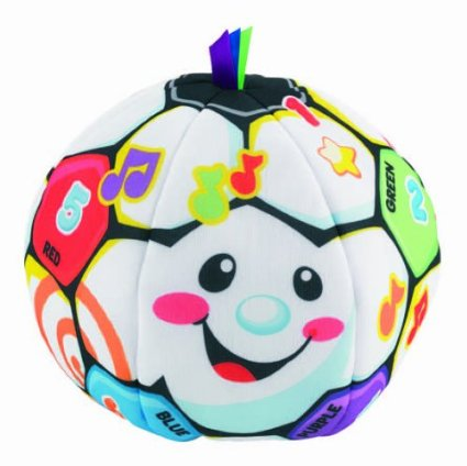 Amazon: Fisher-Price Laugh & Learn Singin Soccer Ball – only $11!!