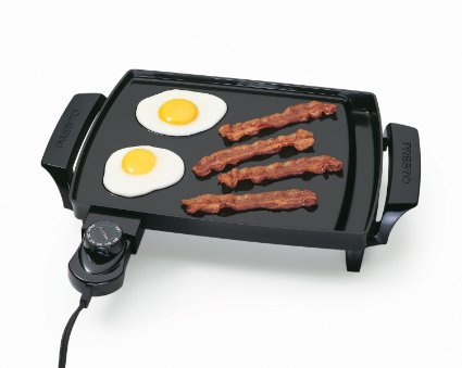 Electric Griddle regularly $50 — on sale for only $15!!