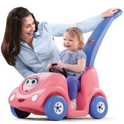 Amazon: Step2 Push Around Buggy Pink – Only $37.19 (reg. $59.99)!!!