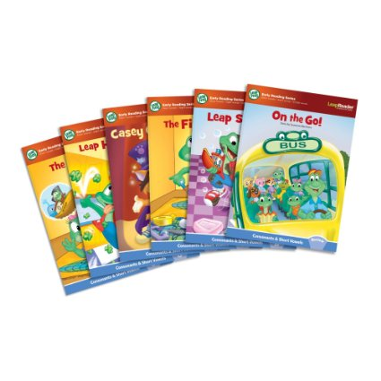64% off!! LeapFrog LeapReader Learn to Read (works with Tag) — Only $7.19!!