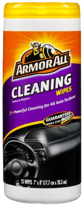 Father's day idea!! Car cleaner wipes under $4!