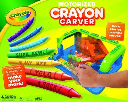 Crayola Crayon Carver – only $6!! (reg. $30)