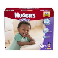 Amazon: 50% off HUGGIES DIAPERS with 30% off Huggies coupon & 20% Amazon Family!