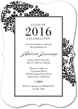 TinyPrints: Up to 50% Off Graduation Announcements or Invitations Plus Free Shipping!