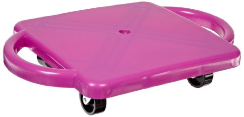 Amazon: Outdoor Toys! ETA hand2mind, Plastic Scooter in Pink or Blue – only $11!!
