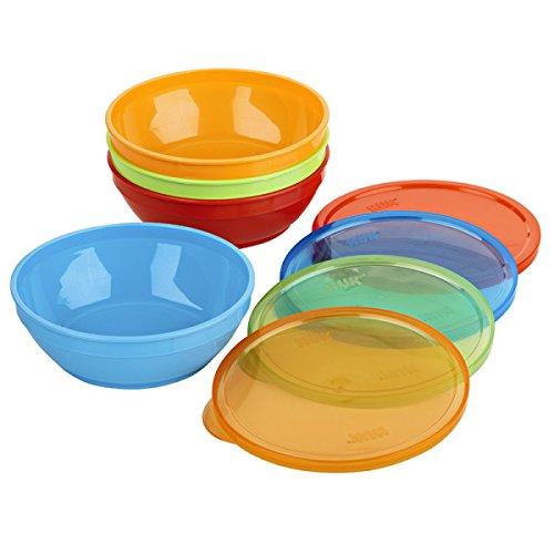 Amazon: Gerber Graduates Bunch-a-Bowls, 8-Piece Set – only $3.93 after coupon!